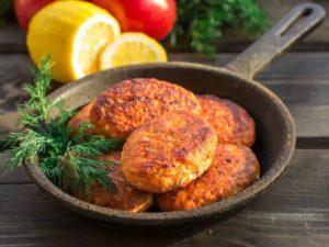 Рыбные котлеты из налима: очень вкусный рецепт