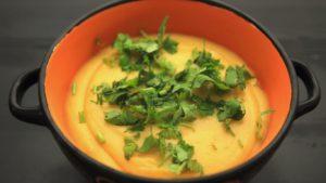 Как приготовить суп-пюре из гороха и картофеля