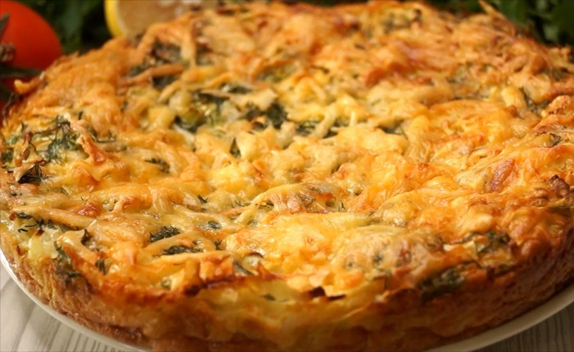 Запеканка из белокочанной капусты  рецепт с фото приготовления в духовке