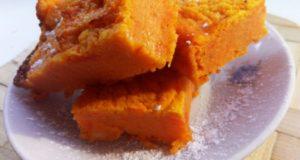 Запеканка из моркови и яблок в духовке