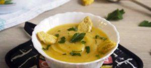 Капустный суп-пюре для похудения