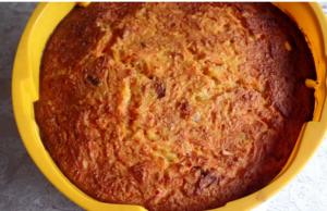 Тыквенный пирог: ПП рецепт с фото