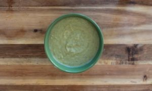 Крем-суп из брокколи со сливками: рецепт с фото, калорийность