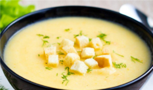 Суп-пюре из цветной капусты со сливками: быстрый рецепт приготовления, калорийность