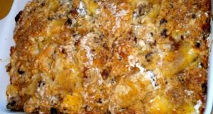 Постный тыквенный пирог в духовке: рецепт с фото