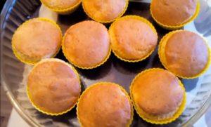 Лимонные маффины: рецепт с фото пошагово