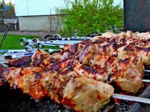Лучший маринад для шашлыка из свиной шеи
