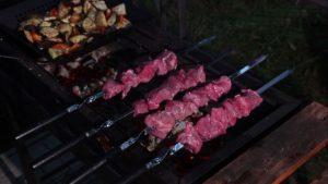 Брусничный маринад для шашлыка из свинины