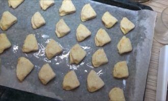 Тыквенное печенье с творогом - 12 пошаговых фото в рецепте