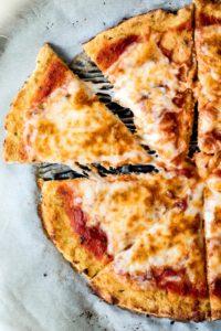 ПП пицца на овсяной муке для тех, кто следит за фигурой