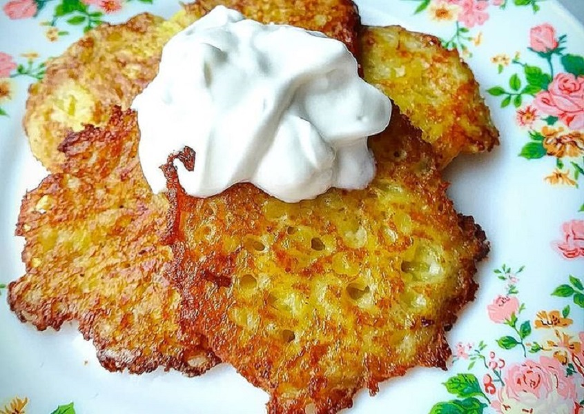 руками деруны картофельные рецепты с фото немеют руки