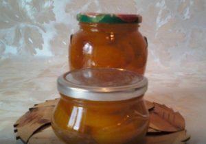 Варенье из абрикосов без косточек Пятиминутка: самый быстрый и легкий рецепт