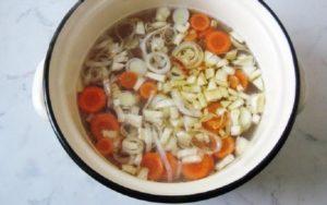 Рыбный суп из леща - потрясающе вкусный и питательный обед