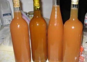 Как сделать вино из сливового варенья