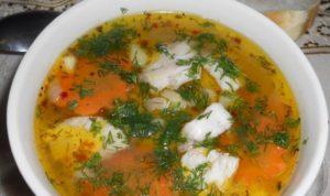 Рыбный суп из речного окуня – кулинарный шедевр