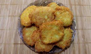 Картофельные драники без лука: простой, но очень вкусный рецепт