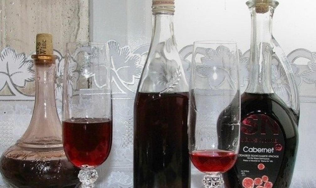 напитки из забродившего варенья