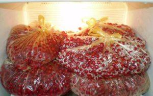 Правильная заморозка красной смородины на зиму: простые способы