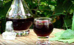 Смородина на спирту в домашних условиях: рецепт великолепной настойки