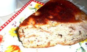 Шарлотка с вареньем в духовке: простой рецепт с фото пошагово
