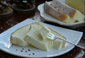 Японский хлопковый чизкейк: рецепт с фото