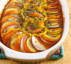Рататуй – тушеные овощи, достойные праздника