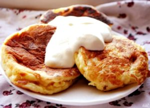Сырники из творога с бананом: рецепт с фото