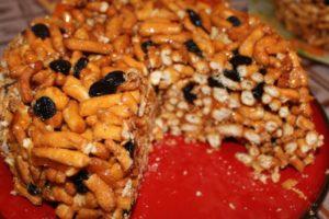 Чак-чак с водкой и медом: классический рецепт
