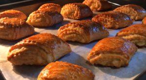 Печенье «Гата» на кефире: рецепт с фото