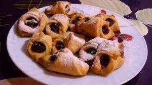 Песочное печенье «Минутка» с повидлом: классический пошаговый рецепт