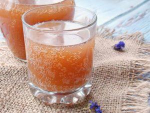 Рецепт кваса из цикория и дрожжей как из бочки