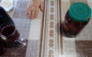 Настойка на малине с водкой: простой рецепт