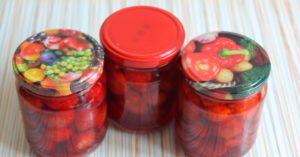 Как приготовить клубнику в собственном соку