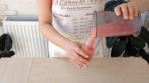 Арбузный смузи в блендере для похудения: рецепт с фото