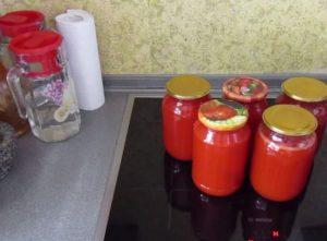 Сок из арбуза на зиму